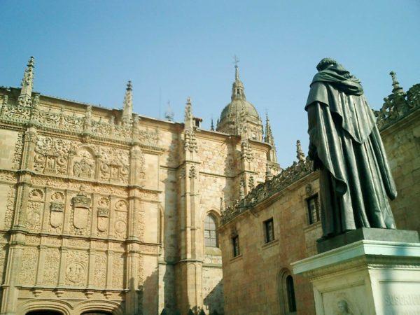 Universidad de Salamanca: lista definitiva de admitidos y fecha de examen