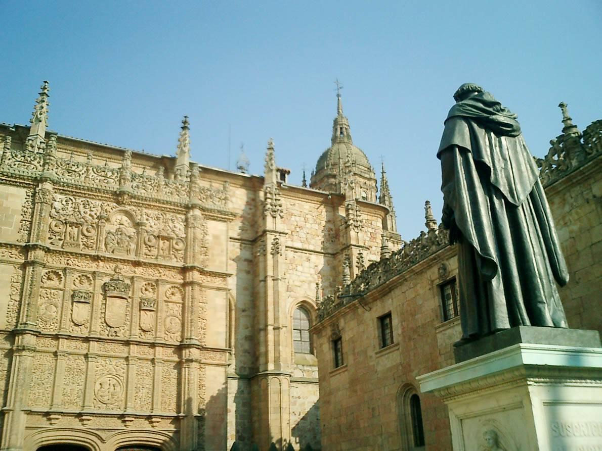 ¡La Universidad de Salamanca te espera! Consigue una de las 27 plazas de Auxiliar Administrativo con VEROPO