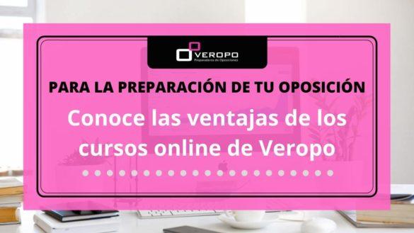Conoce las ventajas de los cursos online de Veropo