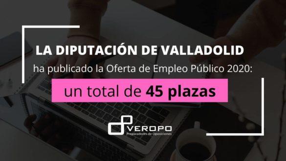 OPE 2020 Diputación de Valladolid
