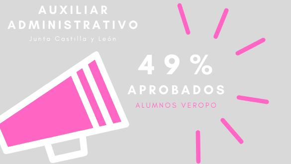 49%aprobados